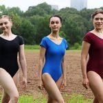 Diamond Balletwear | Burgundy Leotard