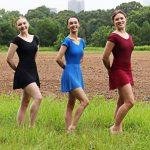 Royal Blue Ballet Skirt – Nicole