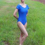 Diamond | Bodysuit Royal Blue