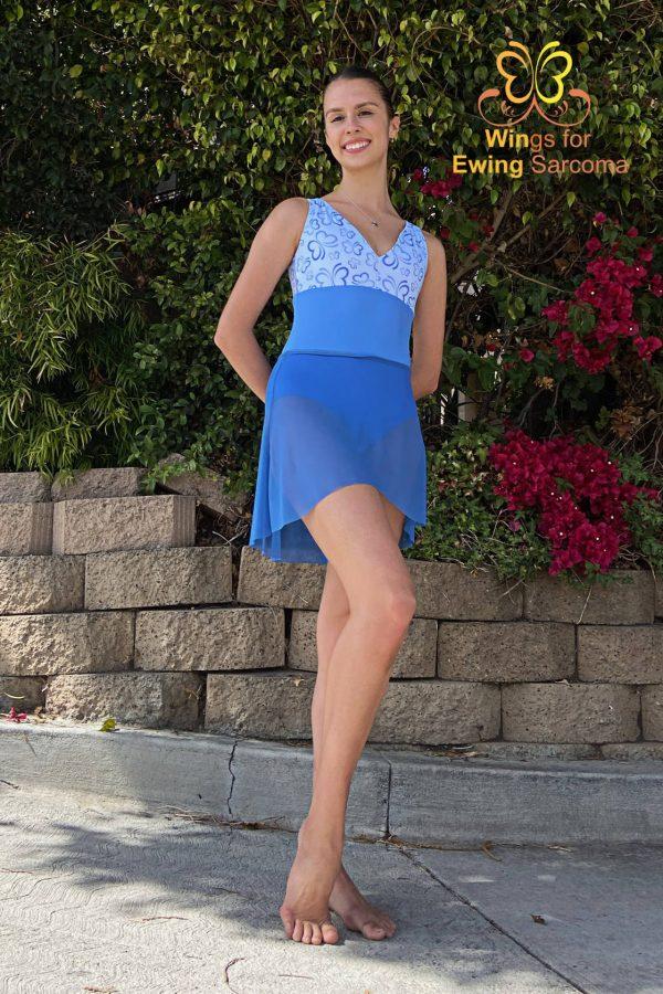 Nicole Dance Skirt