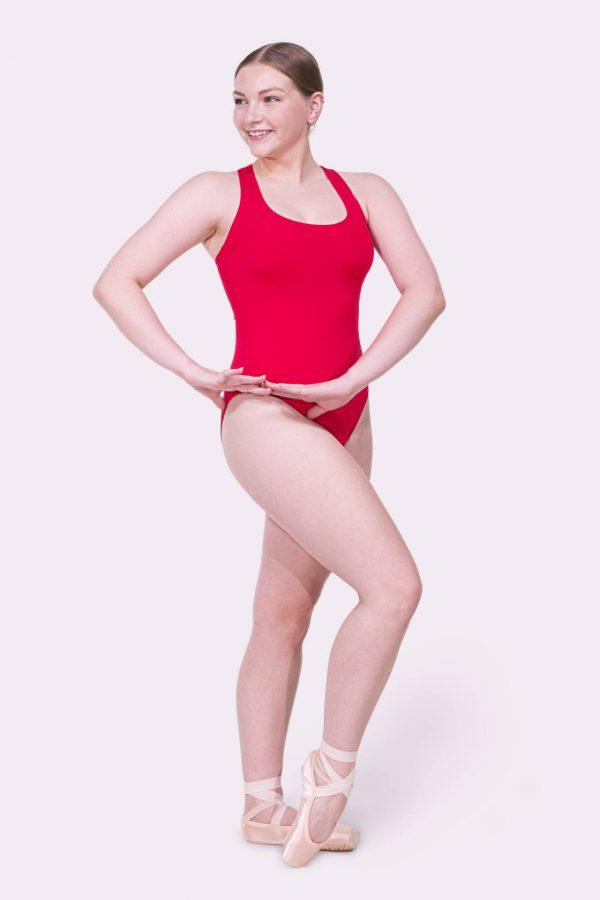 Tonya Cherry Red