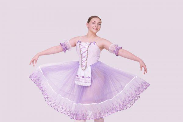 Lilac Romantic Tutu Costume